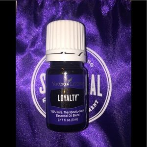 New young living loyalty oil